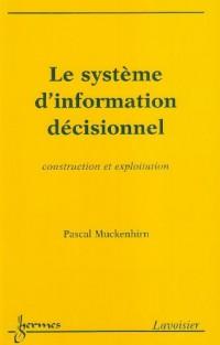 Le système d'information décisionnel
