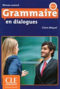 En Dialogues Grammaire Avance + CD Audio