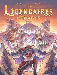 Légendaires - Origines 5. Razzia