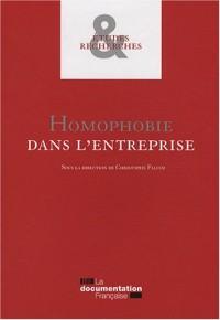 Homophobie dans l'entreprise