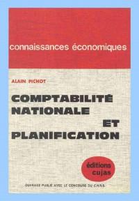Comptabilité nationale et planification (France, Pays de l'Est, Pays africains)