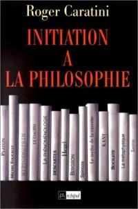 Initiation à la philosophie