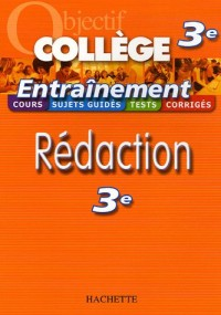 Rédaction 3e