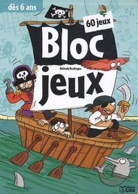 Bloc jeux pirates : Dès 6 ans