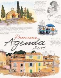 Provence Agenda 2011. Grand Format