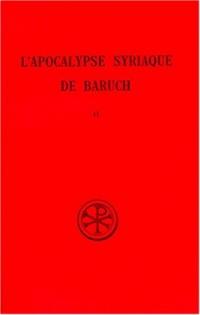 L'apocalypse syriaque de Baruch, tome 2