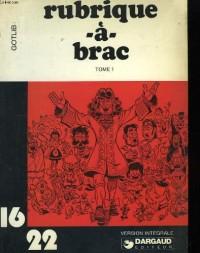 Rubrique-à-brac (Collection Dargaud 16-22)
