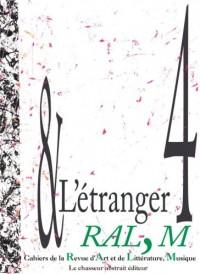 Cahier nº 4 - L'étranger