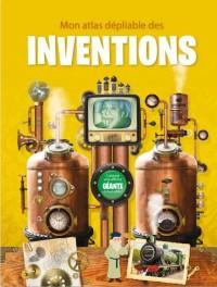 Mon atlas dépliable des inventions