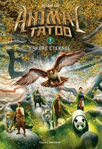 L'Arbre de vie - Animal Tatoo T07