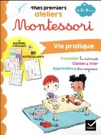 Montessori Vie pratique 2-4 ans