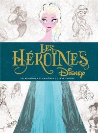 Les Heroines Disney