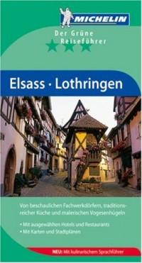 Guide Vert Alsace Lorraine - Allemand