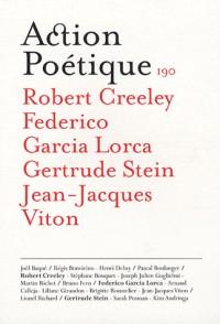 Action Poétique, N° 190 :