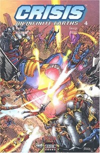 Crisis on infinite earths., Tome 4 :