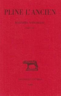 Histoire naturelle, livre XXI. Nature des fleurs et des guirlandes