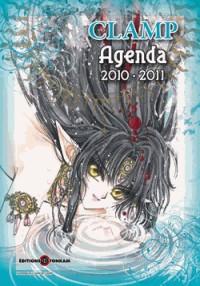 Agenda clamp 2010-2011