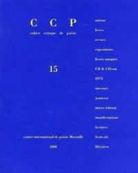 Cahier critique de poésie, n° 15 : Maurice Roche et Roger Giroux