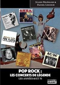 Pop rock : les concerts de légende