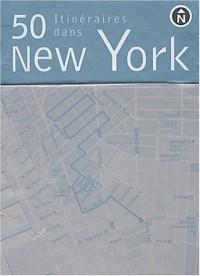 50 itinéraires à New-York (Fiches)