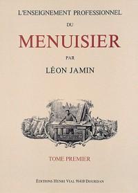 L'Enseignement professionnel du menuisier, 3 volumes