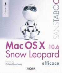 Mac OS X Snow Leopard éfficace