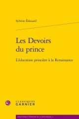 Devoirs Prince - l Education Princiere Renaissance