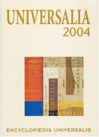 Universalia 2004 : La politique, les connaissances, la culture en 2003