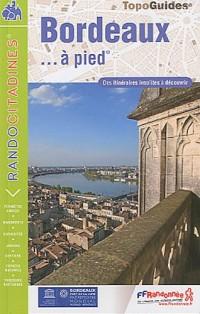 Bordeaux à pied