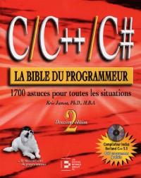 C/C++/C# : La Bible du programmeur (1 livre + 1 CD-Rom)