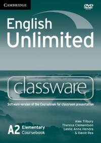 English Unlimited Elementary Classware