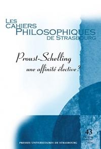 Proust-Schelling: une affinite élective?