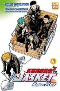 Kuroko's Basket replace plus T04