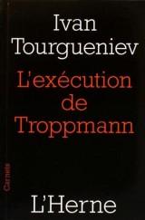 L'exécution de Troppmann (1870) [Poche]