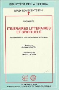 Itinéraires littéraires et spirituels