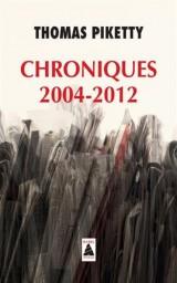 Chroniques 2004-2012 [Poche]