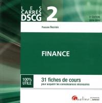 Carrés DSCG 2 Finance