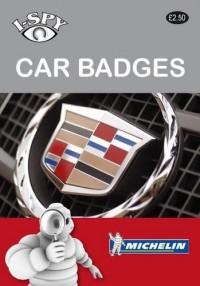I-Spy Car Badges