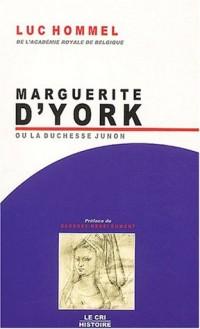 Marguerite d'York ou La Duchesse Junon (1446-1503)