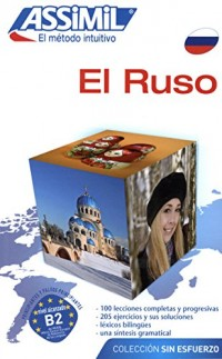 Método ASSIMIL - El Ruso - Libro