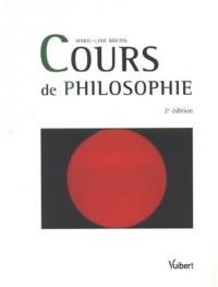 Cours de philosophie