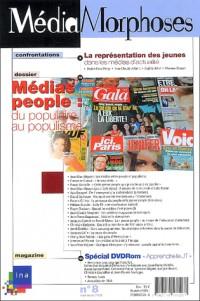 Médiamorphoses 2003, numéro 8 : La Presse people, populaire ou populiste ?