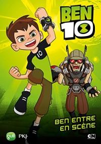 Ben 10 classic - tome 01 : Ben entre en scène ! (1)