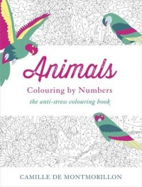 Animals: Colouring by Numbers