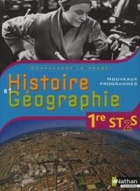 Histoire et Géographie 1e ST2S