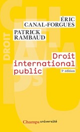 Droit international public [Poche]