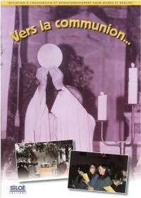 Vers la Communion / Livret Jeunes Adultes