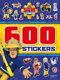 Sam le pompier - 600 stickers