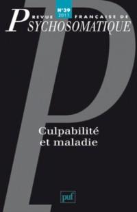 Revue francaise de psychosomatique 2011 - n° 39