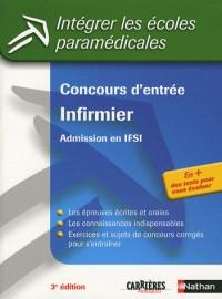 Concours d'entrée Infirmier : Admission en IFSI